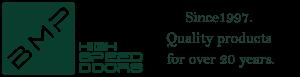 BMP Doors Logo
